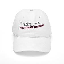 Parent-Teacher Conference Baseball Cap