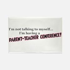 Parent-Teacher Conference Rectangle Magnet
