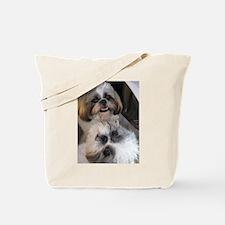 Unique Shih tzu Tote Bag