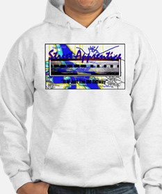 """""""It's Just the Old Subway"""" Hoodie"""