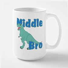 Middle Brother Dinosaur Mug