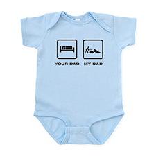 Logger Infant Bodysuit