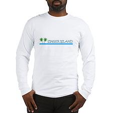 Unique South beach miami Long Sleeve T-Shirt