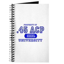 .45 ACP University Pistol Journal