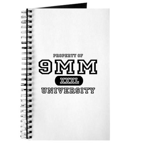 9mm University Pistol Journal