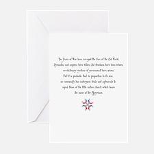 Seyfo Awareness Greeting Cards (Pk of 10)