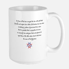 Seyfo Awareness Mug