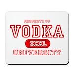 Vodka University Mousepad