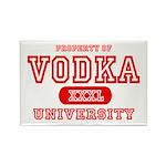 Vodka University Rectangle Magnet (10 pack)