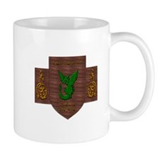 Green Dragon Pub Mug