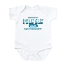 Pale Ale University IPA Infant Bodysuit