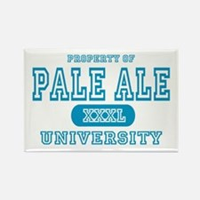 Pale Ale University IPA Rectangle Magnet