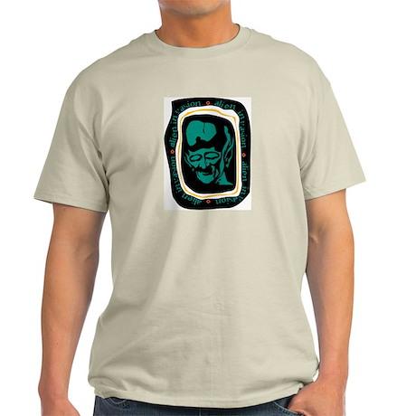 Alien Invasion Ash Grey T-Shirt