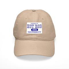 Hot Rod University Baseball Cap
