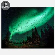 Aurora borealis - Puzzle