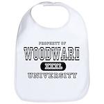 Woodward University Property Bib