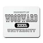 Woodward University Property Mousepad
