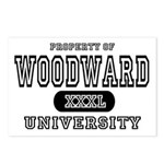 Woodward University Property Postcards (Package of