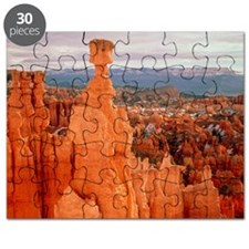 Bryce Canyon in Utah - Puzzle