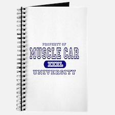 Muscle Car University Property Journal