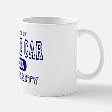 Muscle Car University Property Mug