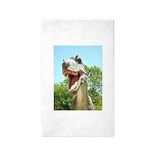 Dinosaur T-Rex 3'x5' Area Rug