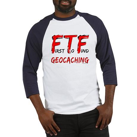 FTF Geocaching Baseball Jersey