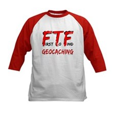FTF Geocaching Tee