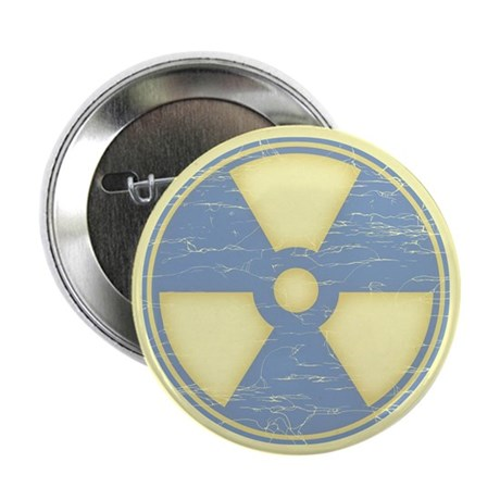"Radiation 2.25"" Button (100 pack)"