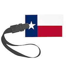 Flag of Texas Luggage Tag