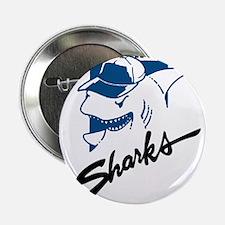 """Land Sharks 2.25"""" Button"""