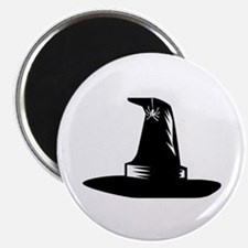 Witch's Hat Non-Candy Treats - 10 magnet pack