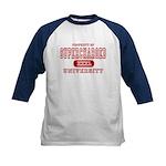 Supercharged University Property Kids Baseball Jer