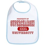 Supercharged University Property Bib