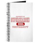 Supercharged University Property Journal