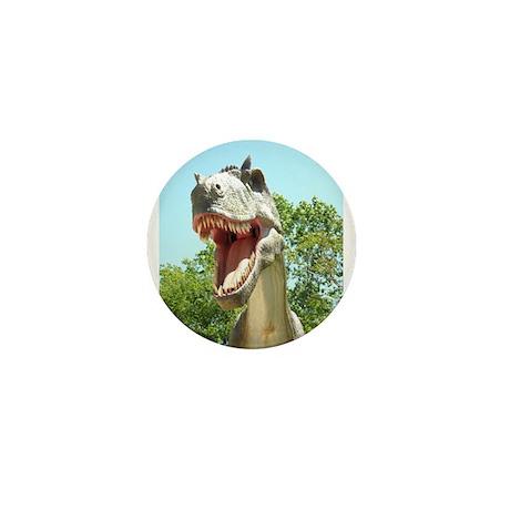 Dinosaur T-Rex Mini Button