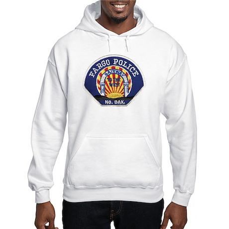 Fargo Police Hooded Sweatshirt