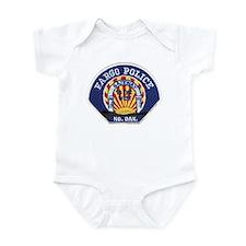 Fargo Police Infant Bodysuit