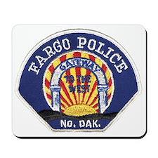 Fargo Police Mousepad