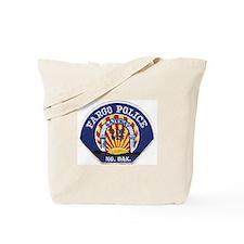 Fargo Police Tote Bag