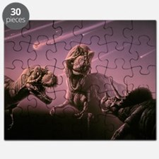 Death of dinosaurs - Puzzle