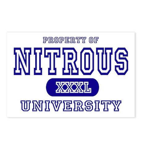 Nitrous University Property Postcards (Package of
