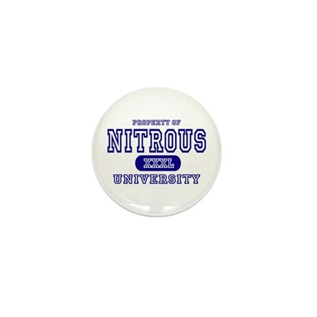 Nitrous University Property Mini Button (10 pack)