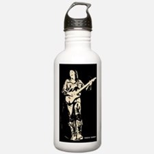 robin trower original art Water Bottle