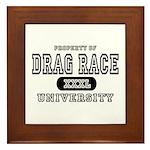Drag Race University Property Framed Tile