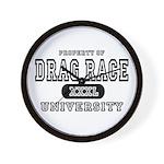 Drag Race University Property Wall Clock
