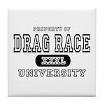 Drag Race University Property Tile Coaster
