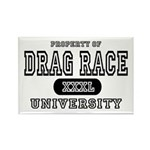 Drag Race University Property Rectangle Magnet