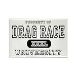 Drag Race University Property Rectangle Magnet (10