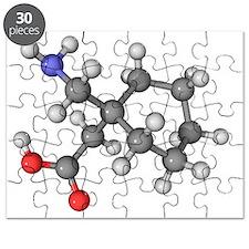 Gabapentin drug molecule - Puzzle
